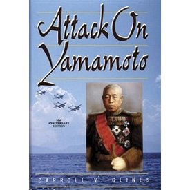 Schiffer Publishing Attack on Yamamoto hardcover