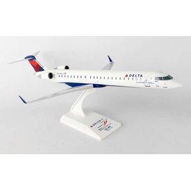 SkyMarks CRJ900 Delta 2007 livery Endeavor Air N349PQ 1:100