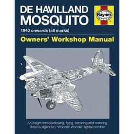 Haynes Publishing De Havilland Mosquito: Owners' Workshop hardcover