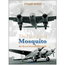 Crecy Publishing Dehavilland Mosquito:Illustrated History:Vol.1 Sc