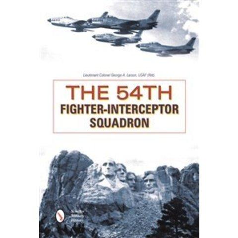 54th Fighter Interceptor Squadron Hc Schiffer+Nsi+