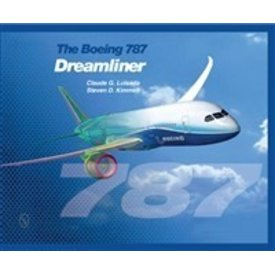 Schiffer Publishing Boeing 787 Dreamliner Hc Schiffer