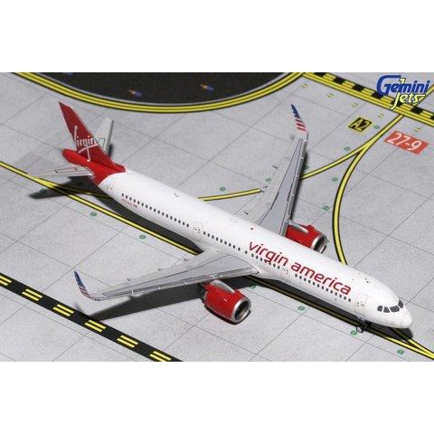 A321neo Virgin America N921VA 1:400