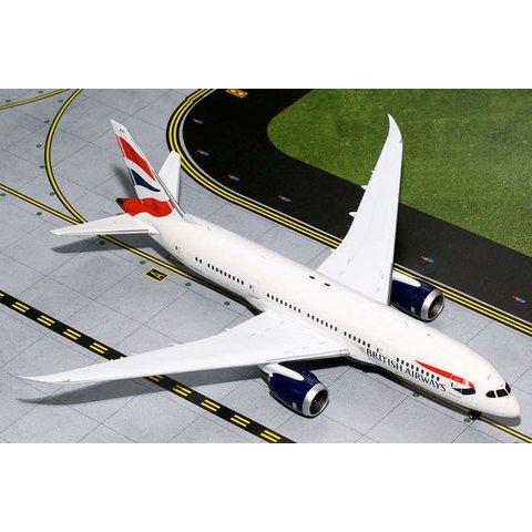 B787-8 Dreamliner British Airways Union G-ZBJC 1:200