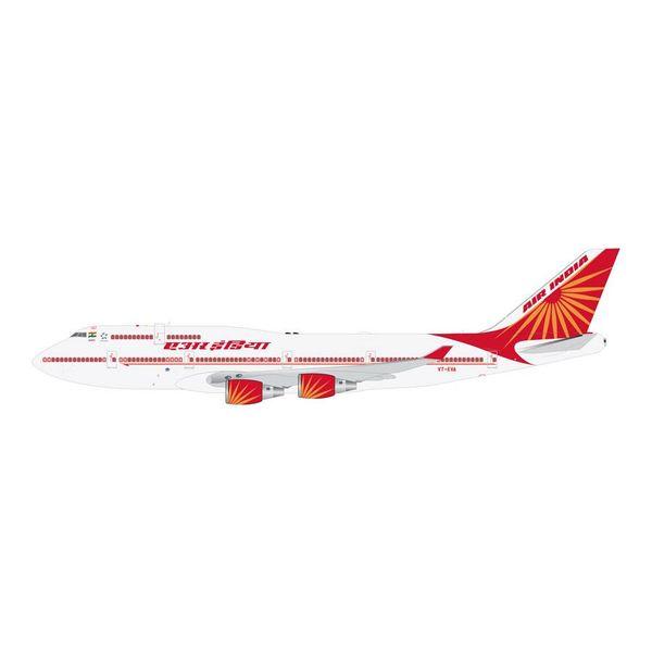 Gemini Jets B747-400 Air India 2007 Livery VT-EVA 1:400