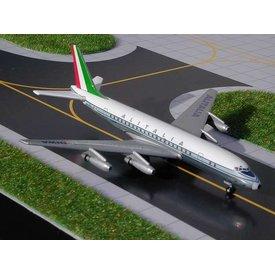 Gemini Jets DC8-40 Alitalia Delivery Livery I-DIWA 1:400 ++SALE++