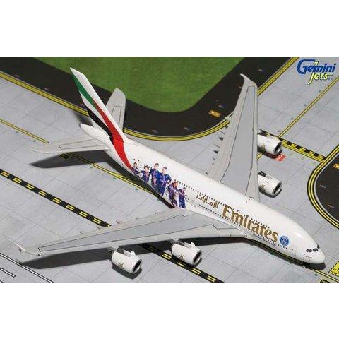A380-800 Emirates A6-EOT PSG France 1:400