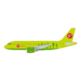 Gemini Jets A319 S7 Sibir Air VP-BHP 1:400