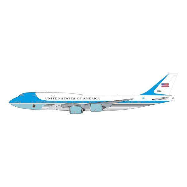 Gemini Jets B747-8I US Air Force Air Force One 38000 1:400