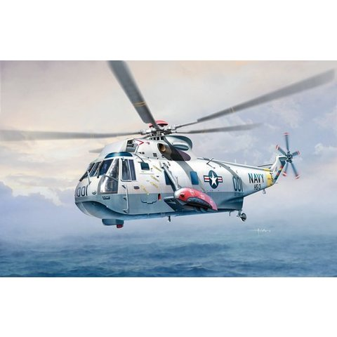 CYBER SH3D SEA KING US NAVY 1:72