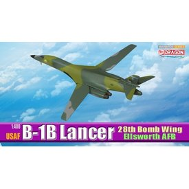Dragon B1B LANCER 28BW USAF ELLSWORTH AFB 1:400