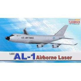 Dragon B747 AL1 ABL1 USAF AIRBORNE LASER 1:400