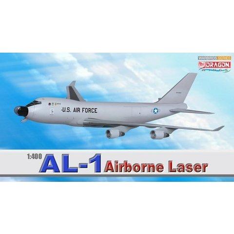 DRAGO B747 AL1 ABL1 USAF AIRBORNE LASER 1:400