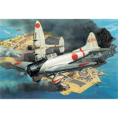 D3A1 TYPE99 Val Dive Bomber 1:72 Scale Kit