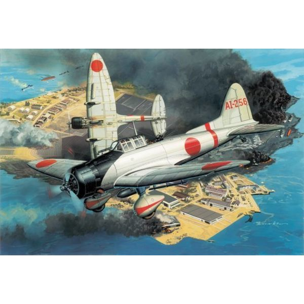 D3A1 TYPE99 Val Dive Bomber 1:72