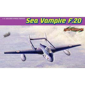 SEA VAMPIRE F20 Royal Navy FAA 1:72