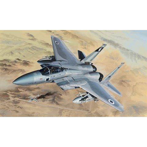 LIONS ROAR F15B/D EAGLE USAF/IAF ISRAELI 1:48 DUAL KIT