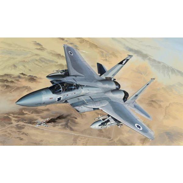 LIONS F15B/D EAGLE USAF iAF ISRAELI 1:48 DUAL KIT