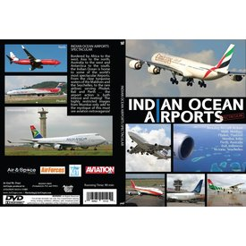 Aviation Data Corp. UTOPIA DVD Indian Ocean Airports Spectacular