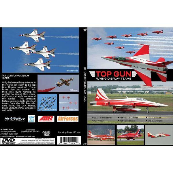 Air Utopia DVD Top Gun Flying Display Teams #142