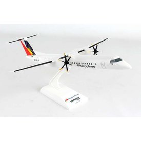 SkyMarks dash8-400 Q400 Philippines 1:100 with stand (no gear)