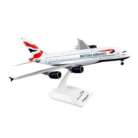 SkyMarks A380-800 British Airways G-XLEA 1:200 w/gear