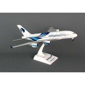 SkyMarks A380-800 Malaysia New Livery F-WWSU 1:200 Gear