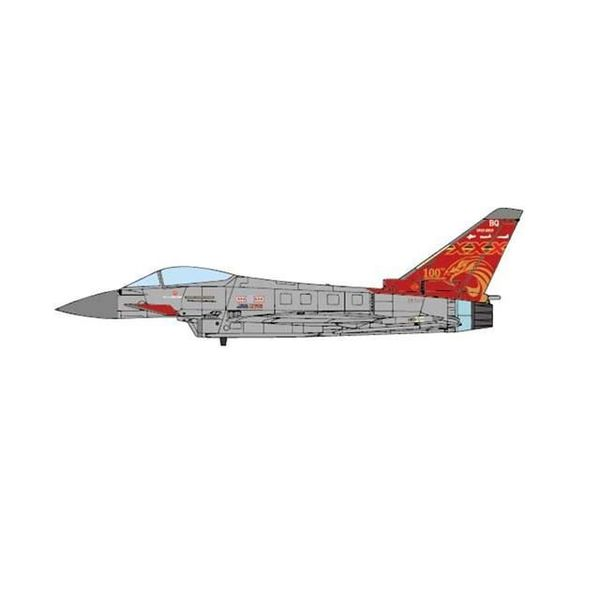 JC Wings Typhoon 29(R) Squadron RAF 100 Years 1:72 (no stand)