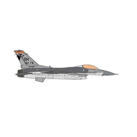 F16C Fighting Falcon 162FS OH ANG USAF Operation Southern Watch 1:72 (no stand)