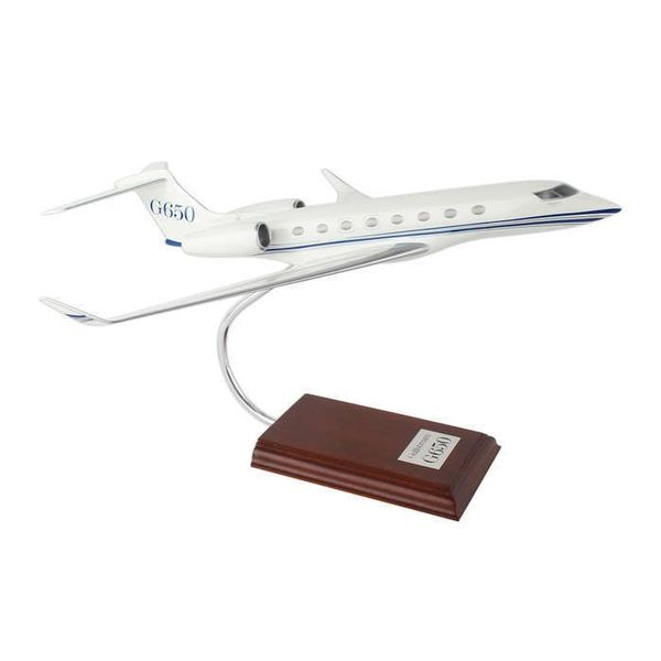 G650 GULFSTREAM 1:72 G650 ON TAIL