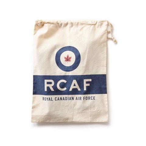 RCAF Travel Bag Fabric