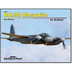 Squadron Dh98 Mosquito:Squadron:In Action #250 Sc
