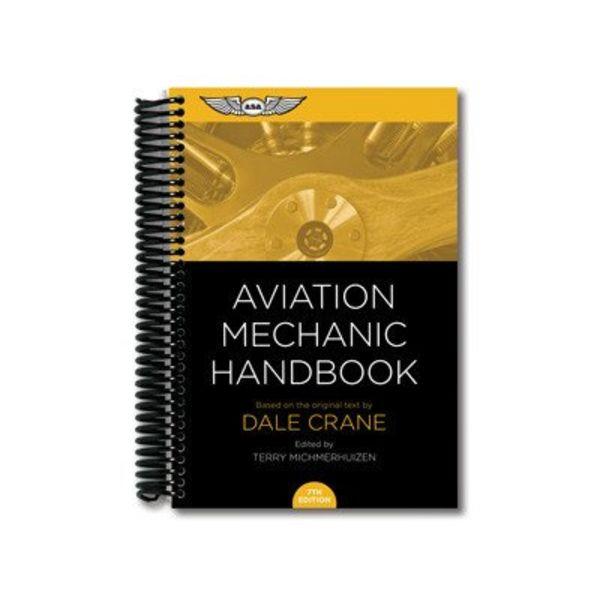 ASA - Aviation Supplies & Academics Aviation Mechanic Handbook