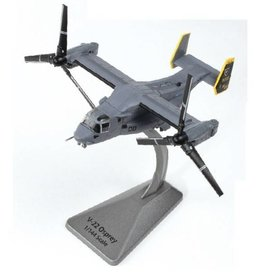 Air Force 1 Model Co. MV22B Osprey VMM165 White Knights USMC Miramar Smithsonian Srs.1:144 w/stand
