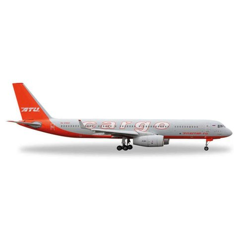 Herpa TU204C Aviastar-Tu Cargo TU204c 1:500