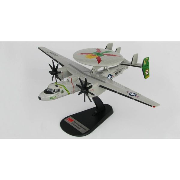 Hobby Master E2C Hawkeye VAW115 CAG NF600 USS George Washington CVW5 1:72 with stand