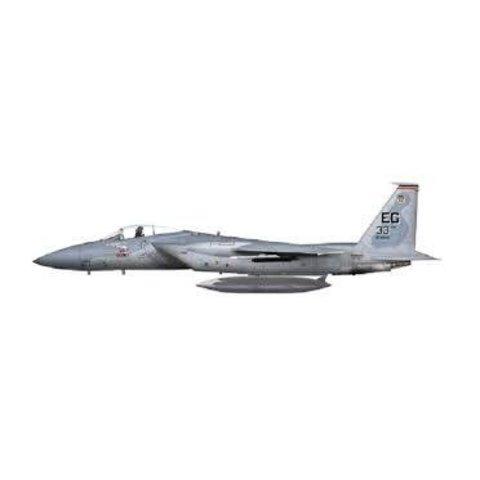 F15C Eagle 33rd TFW Eglin AFB EG 1991 Gulf Spirit ODS Operation Desert Storm 1:72