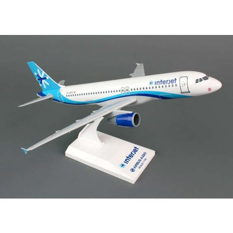 A320 Interjet 1:150 with stand