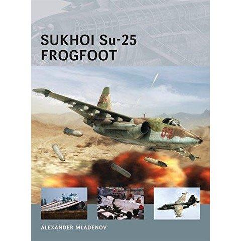 Sukhoi Su25 Frogfoot:Osprey Avg#9