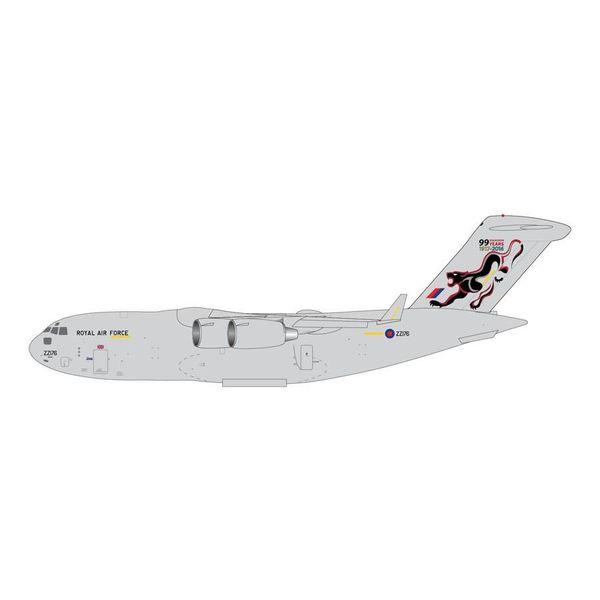Gemini Jets C17A Globemaster III C1 Royal Air Force 99 Yrs 1:400
