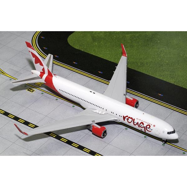 Gemini Jets B767-300W Air Canada rouge C-FMLV 1:200 with stand**o/p**