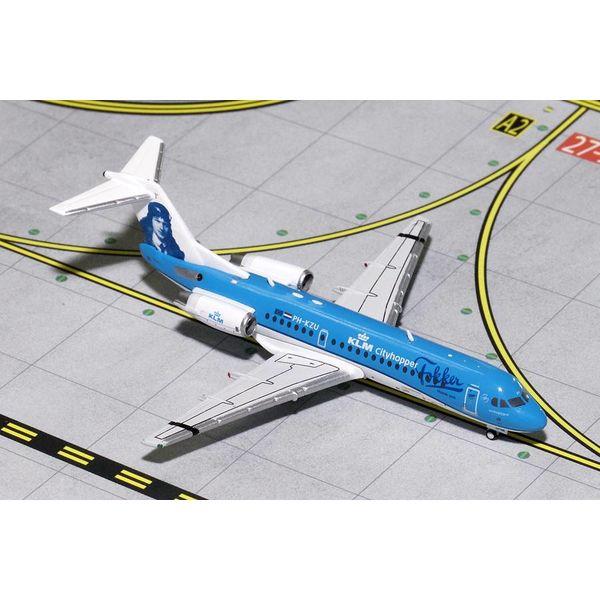 Gemini Jets F70 KLM Cityhopper PH-KZU farewell livery 1:400**o/p**