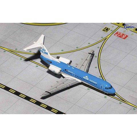 F70 KLM Cityhopper PH-KZU 1:400**o/p**(2ND)