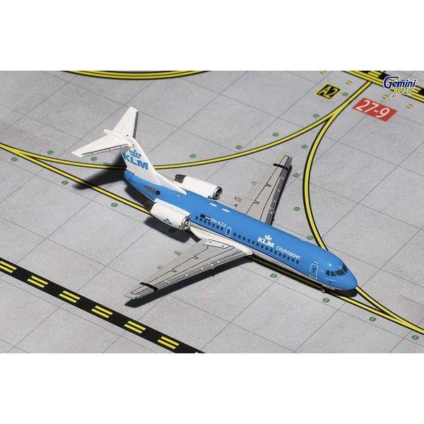 Gemini Jets F70 KLM Cityhopper PH-KZU 1:400**o/p**(2ND)