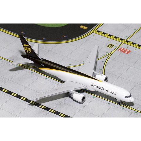 B757-200F UPS United Parcel Service New Livery 2016 N409UP 1:400