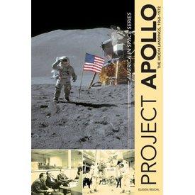 Schiffer Publishing Project Apollo:Moon Landings:1968-72:Ais Hc