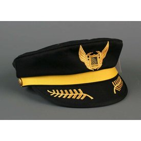 Daron WWT United Airlines Pilot Children's Pilot Cap