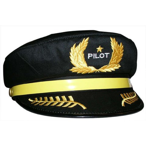 Children's Pilot Cap