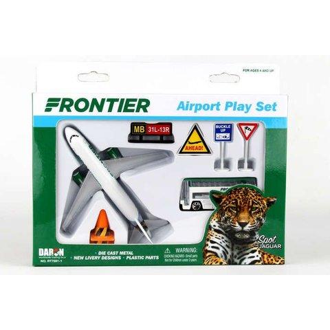 Frontier 2014 Livery Playset Spot The Jaguar