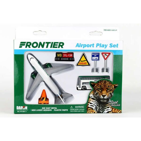 Daron WWT Frontier Playset Spot The Jaguar